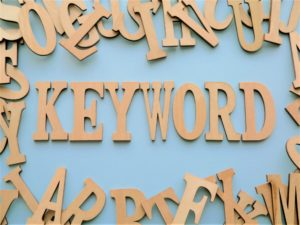 ホームページ集客力を高める!<br/>見込み客の心理から考える<br />集客キーワードの見つけ方